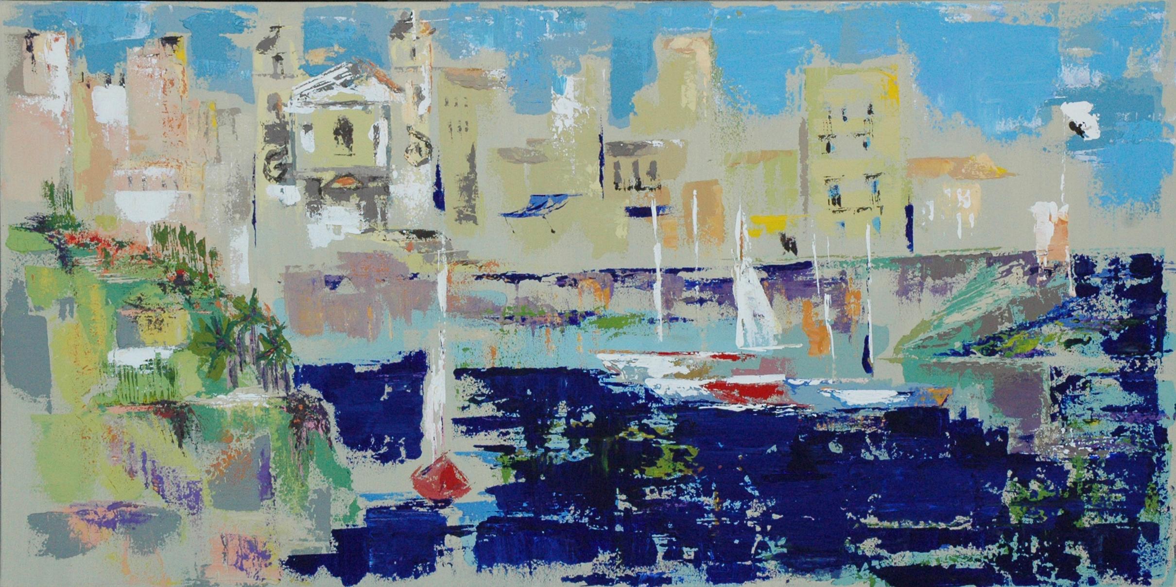 Copy of La Vievx Port de Bastia