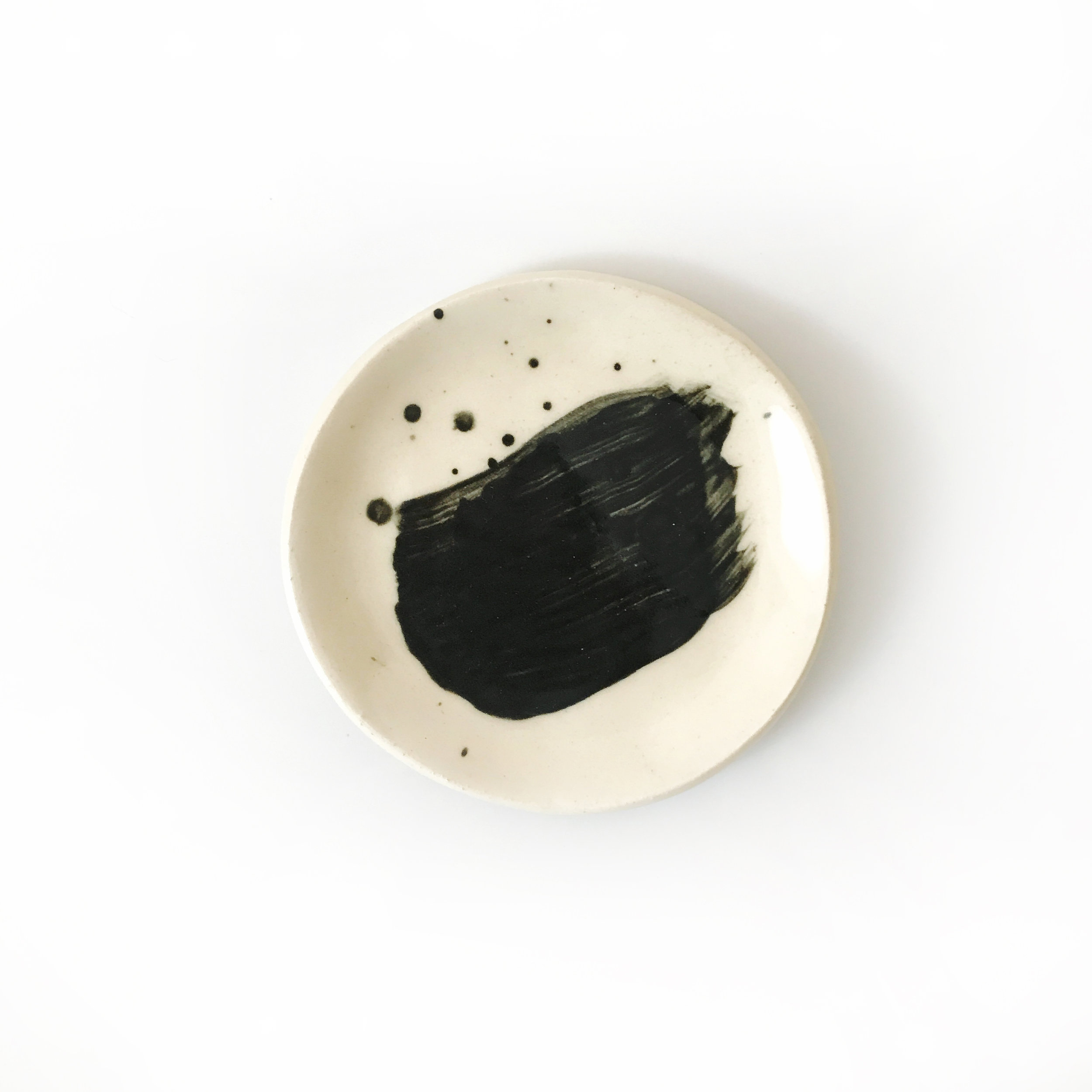 """TRINKET DISH """"NI"""", SMALL Sold Out"""