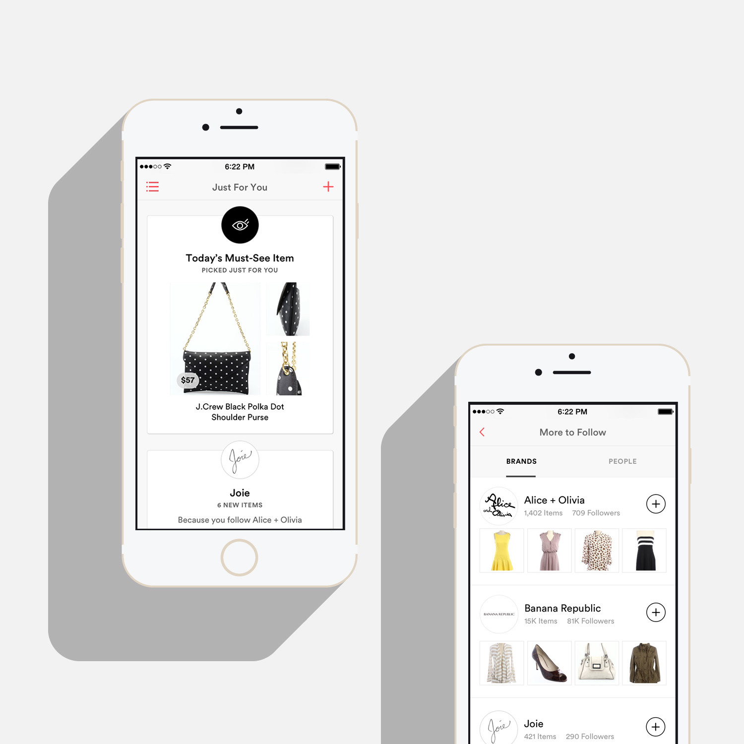 Personalized style feed