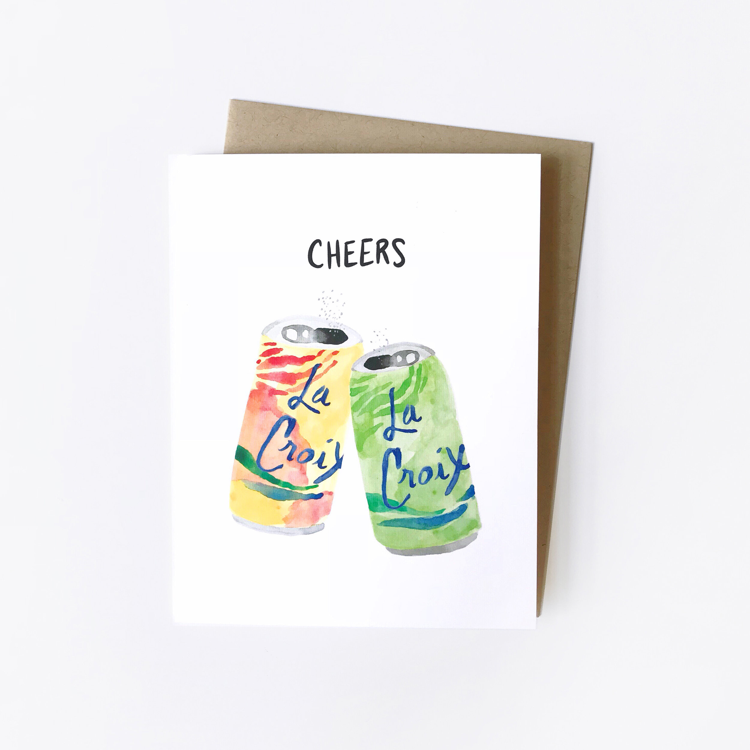 CHEERS CARD $5.50