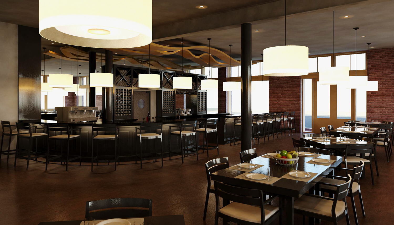 Downtown Loft - Restaurant