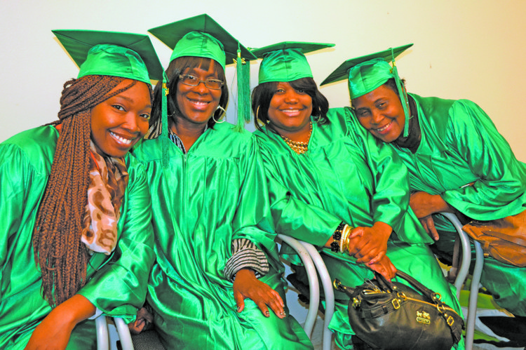 Leadership Scholars Parent Academy Graduation