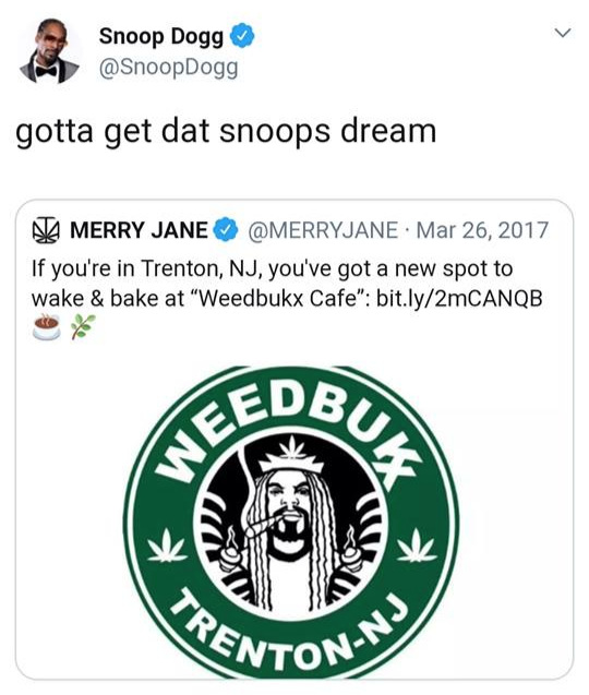 Snoops Tweet