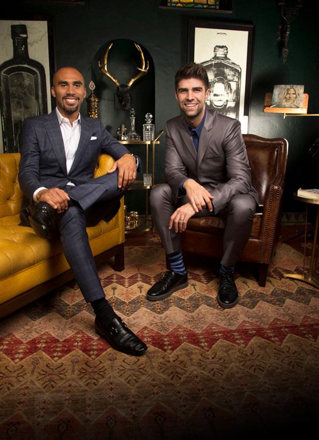 Angeleno Magazine |   Modern Men 2015
