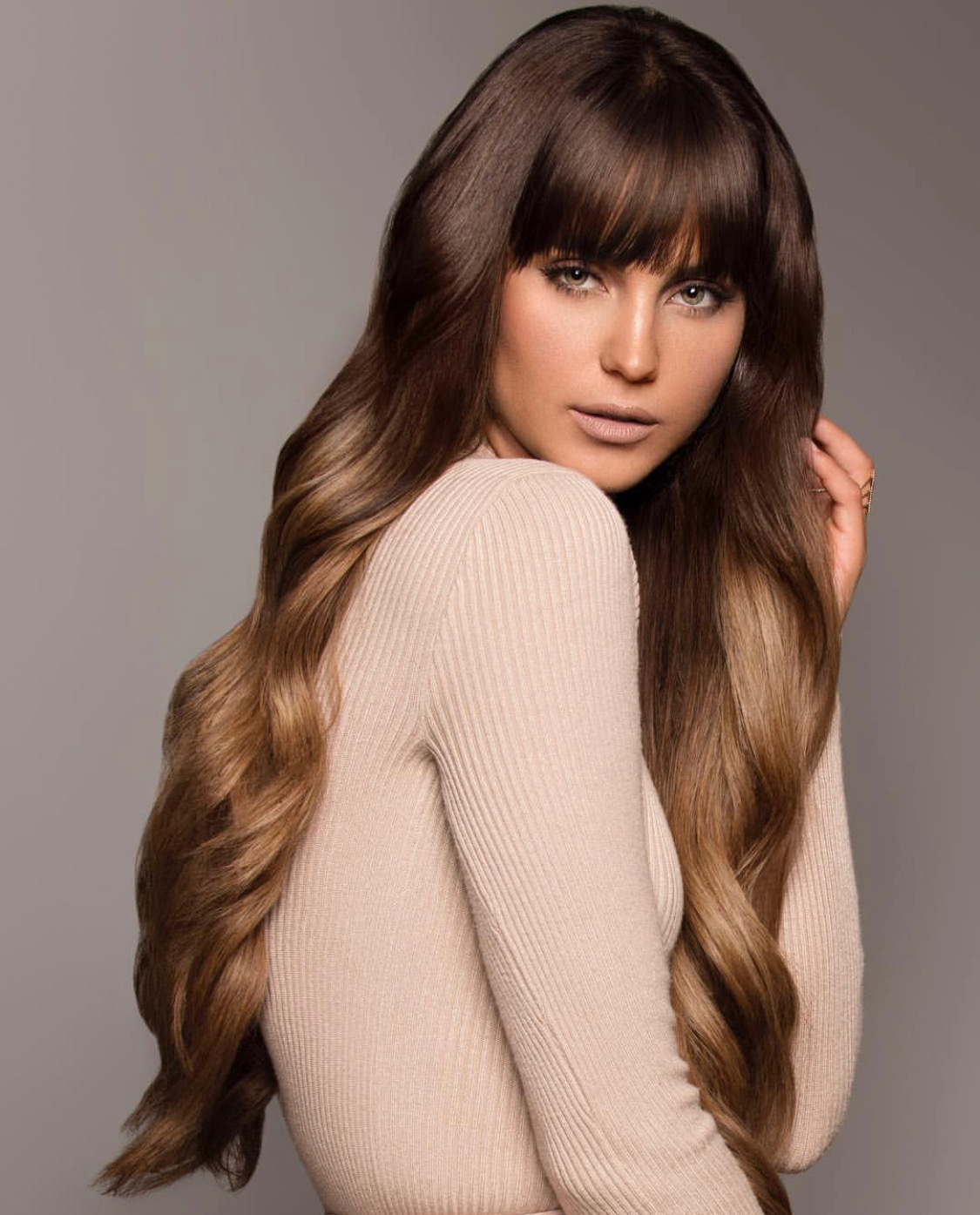 Have the Hair of Your Dreams - in brief discuss Volume add a few to your current lenght.Volume and length Length add a couple inches. Length just a couple inches. Length over a few inches - shoulder to waist.Color Choice- add same color - add same color plus dimension- add specialty color like balayage and ombre combo.