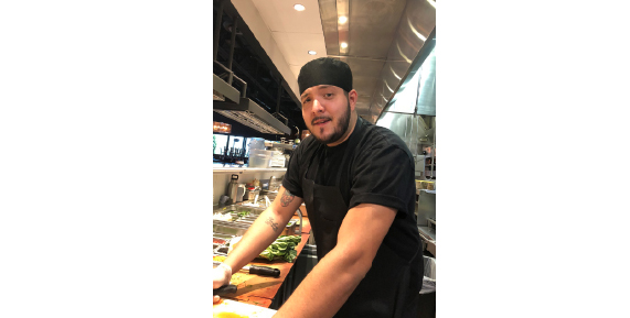 """Staff Spotlight: Edward Rolon - SanTan Village, Gilbert, AZEd has been with CEG since June 2016 and has been able to make a huge impact in his short time. According to General Manager, Jeff Ruedy, """"Ed just does it all. His positive energy and great work ethic is contagious.Everyone should have an Ed on their team."""" Thanks Ed, keep up the great work!"""