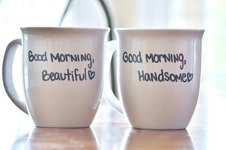 Diy Handwritten Mugs