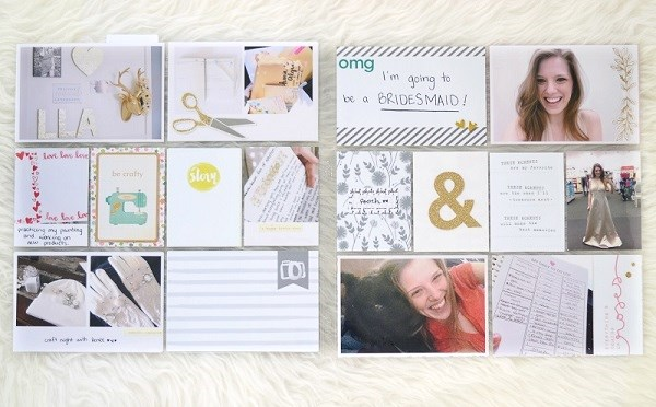 April 2015 GB Layouts Pt. 1