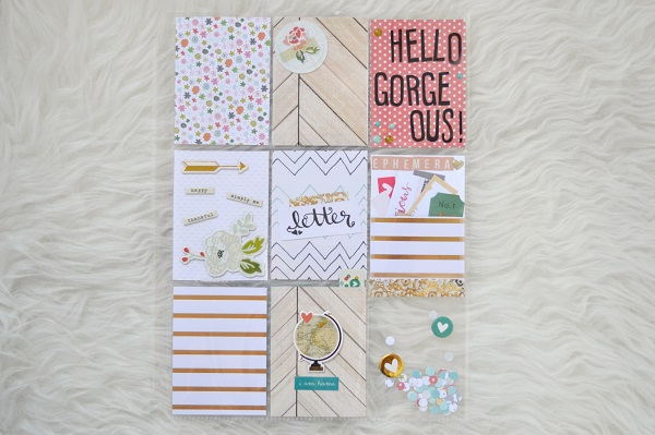 Making Pocket Page Letters