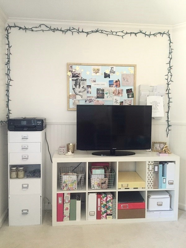 Craft Room Tour by Laura Rahel
