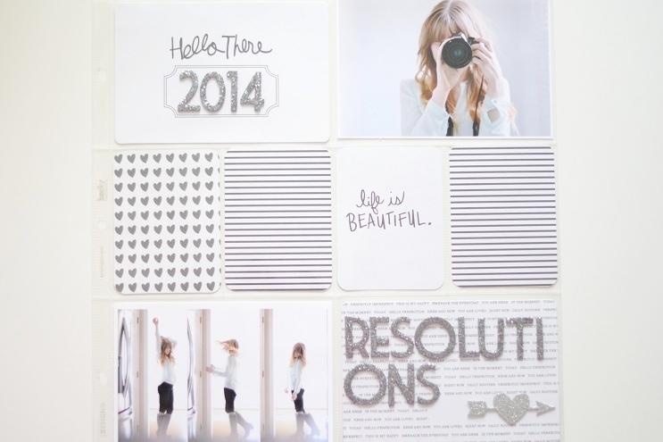 2014 Album Title Page