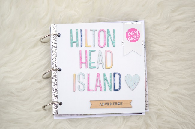 Hilton Head Island Mini Album by Laura Rahel
