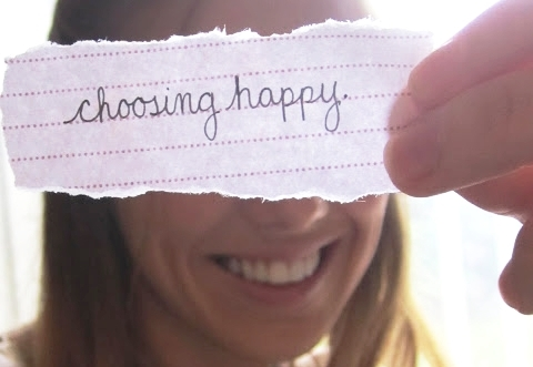 Choosing to be Happy - In the last year, my life has changed tremendously, even more so in the last 6 months. I finally learned how to be happy by myself. I finally found self-worth beyond my failed marriage and lack of fertility. Here are the best 7 things I did for myself to become happy...