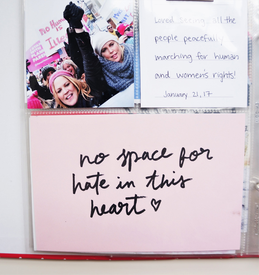 2017 Project Life Set Up and Flip through of January in a 6x8 PL album (15).jpg