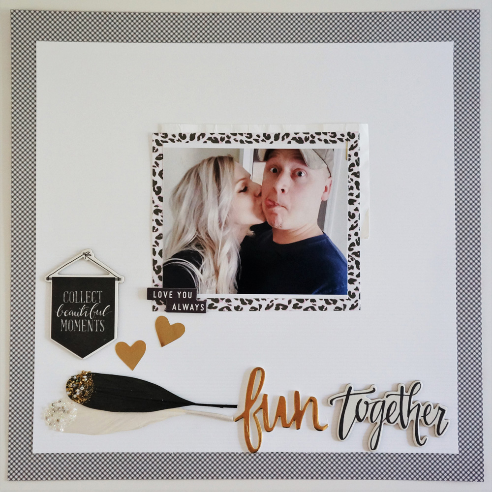 Florida Vacation Swans Double Page Scrapbook Layout (1).jpg