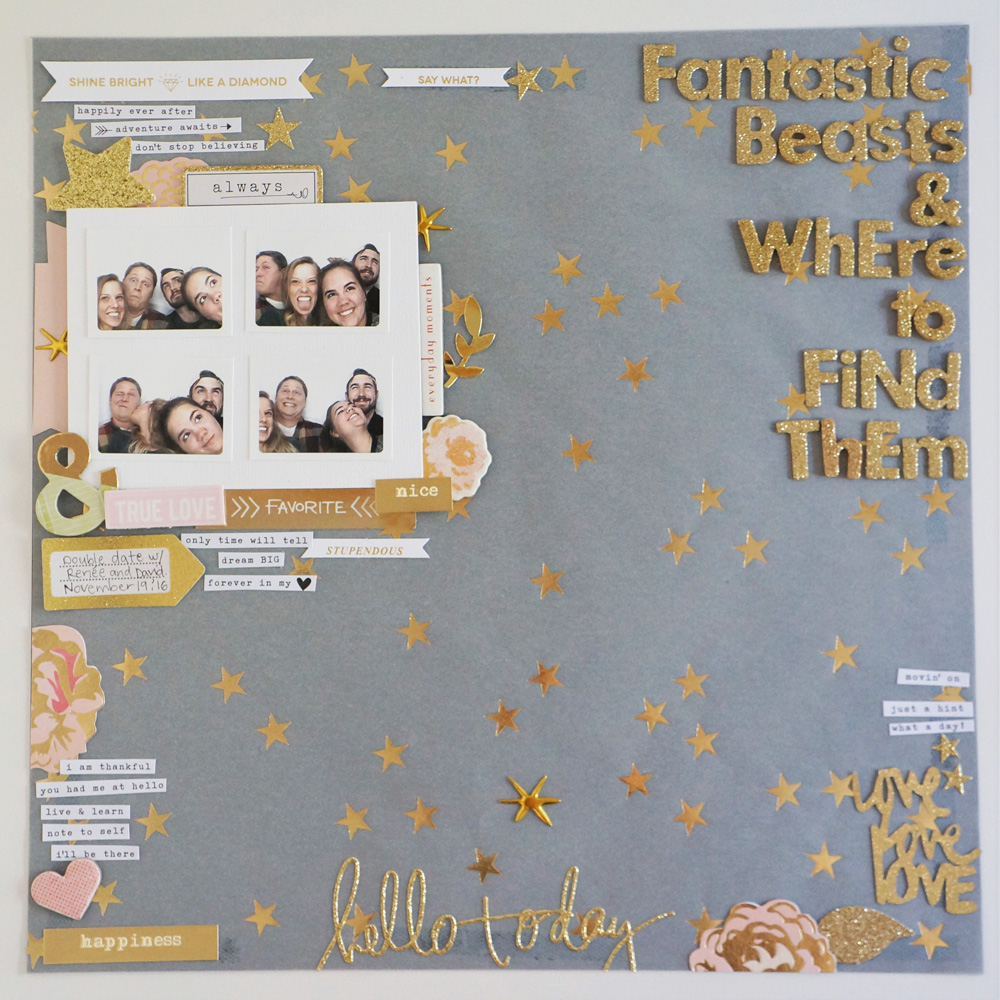 Fantastic Beasts and Where to Find them Photostrip scrapbook layout (1).jpg