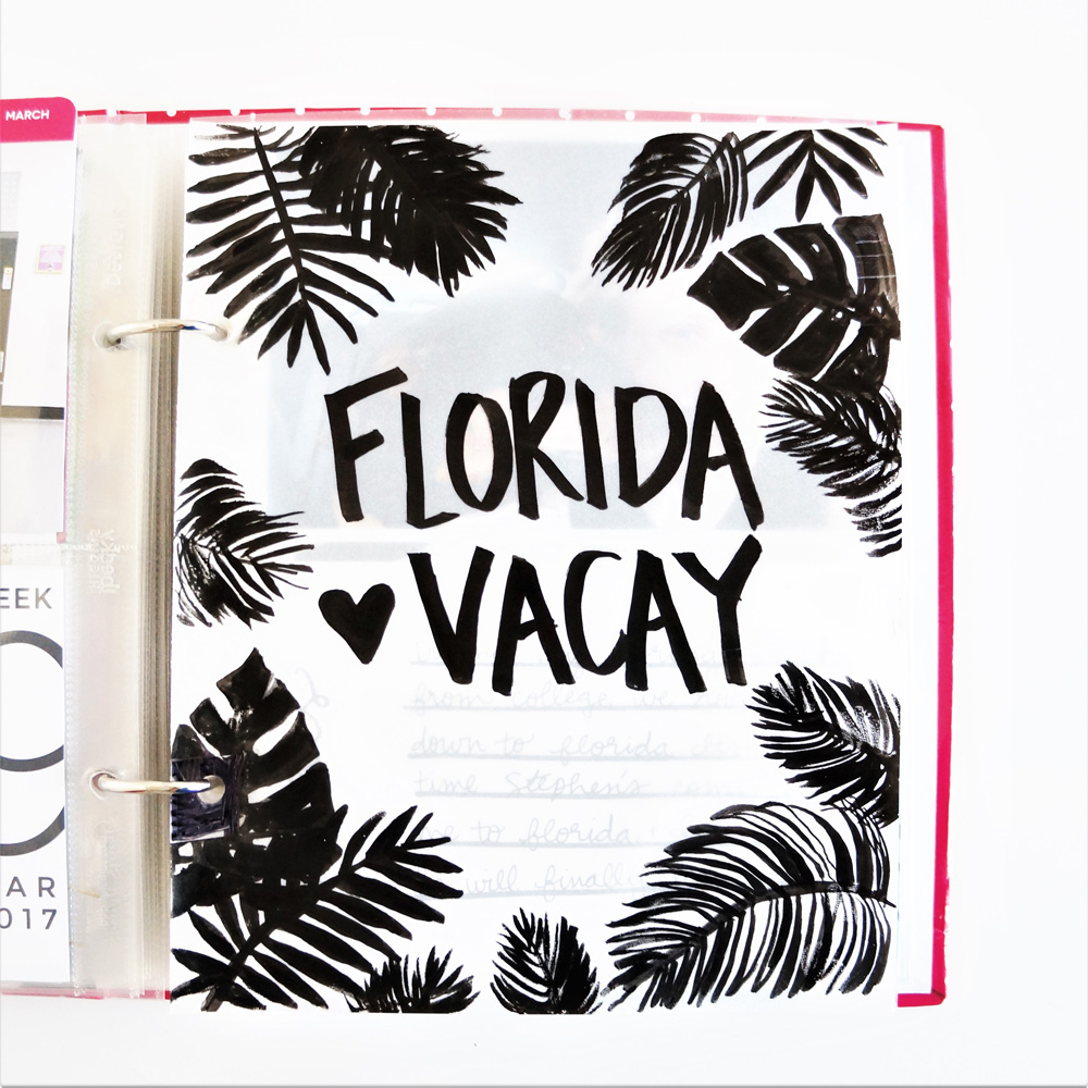 Florida Vacation 6x8 Project Life Mini Album (1).jpg