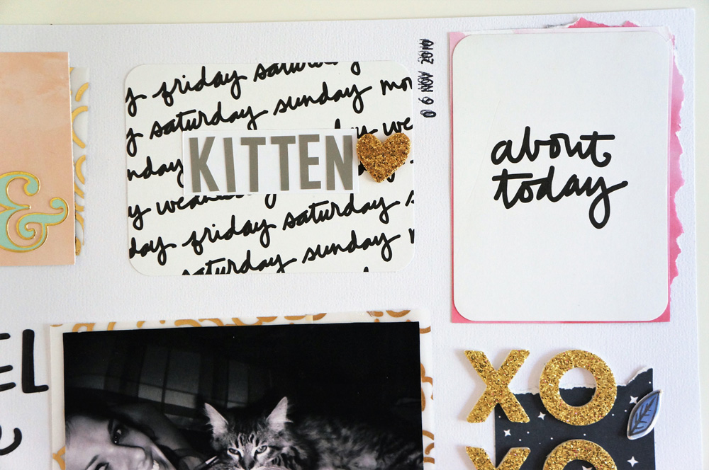 Kitten Layout, 12x12 layout using a grid design and project life cards (4).jpg