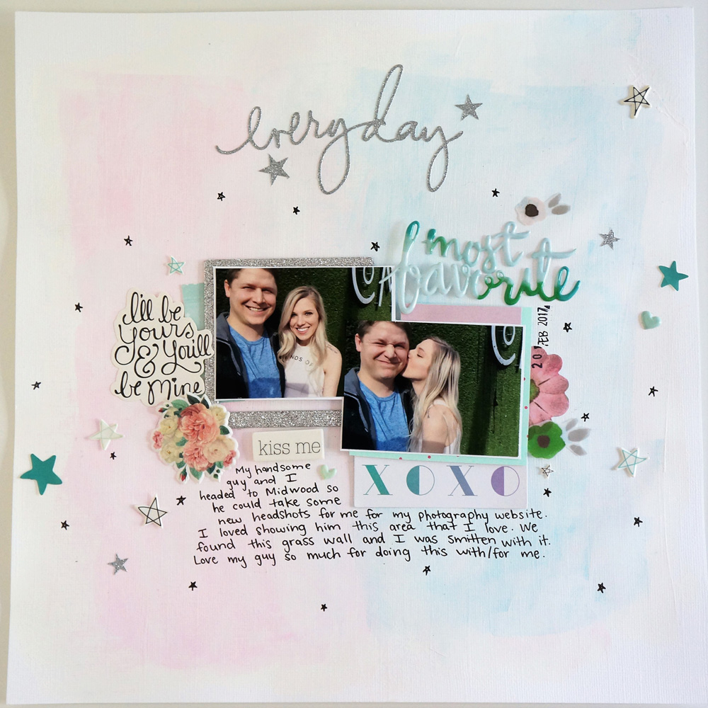 Everyday with You Layout, Watercolor paint background and hand drawn stars (1).jpg