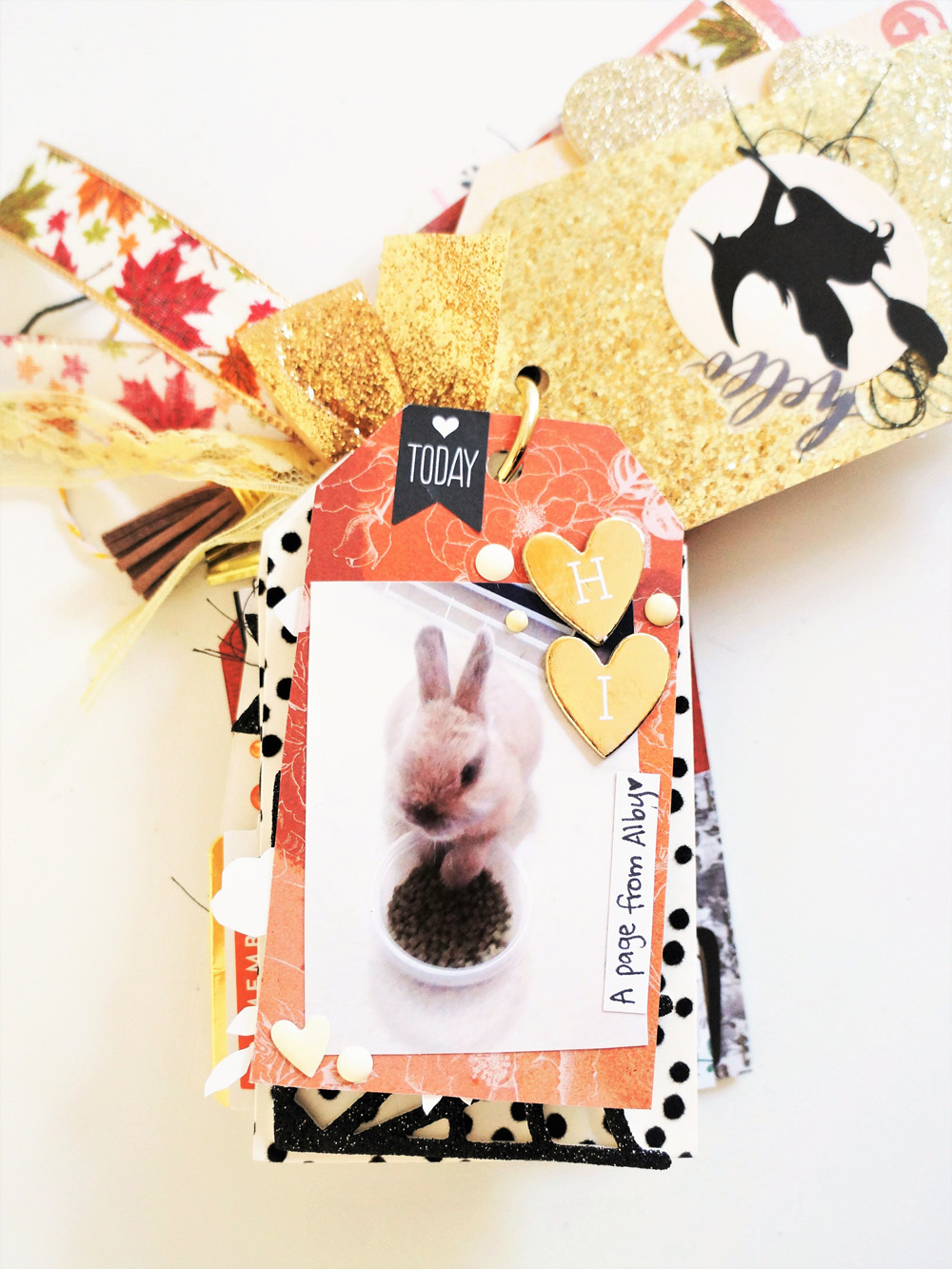 Outgoing Halloween Tag Mail for Penpals, Halloween Paper crafting by Laura Rahel (18).jpg