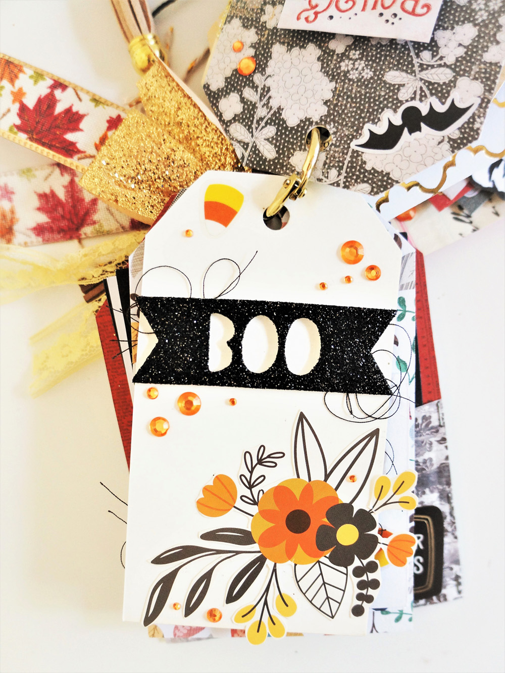 Outgoing Halloween Tag Mail for Penpals, Halloween Paper crafting by Laura Rahel (12).jpg