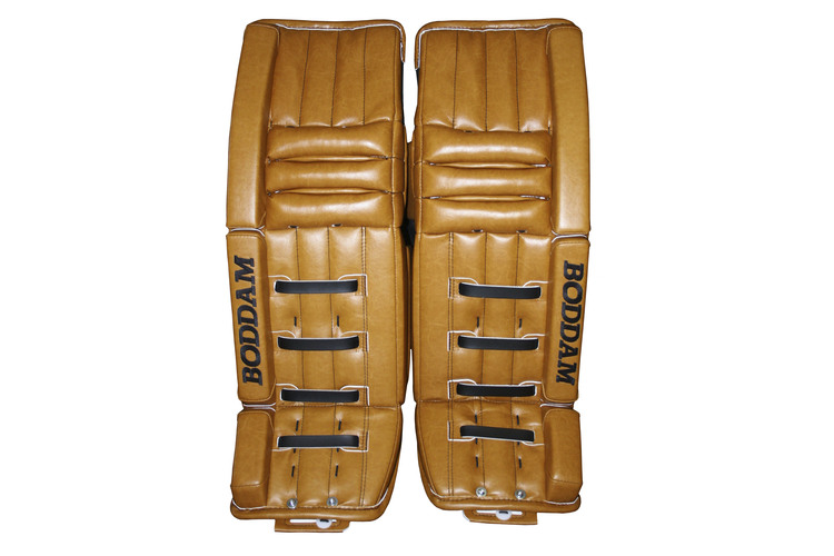 Boddam Custom Hockey And Lacrosse Equipment Classic Retro Pad