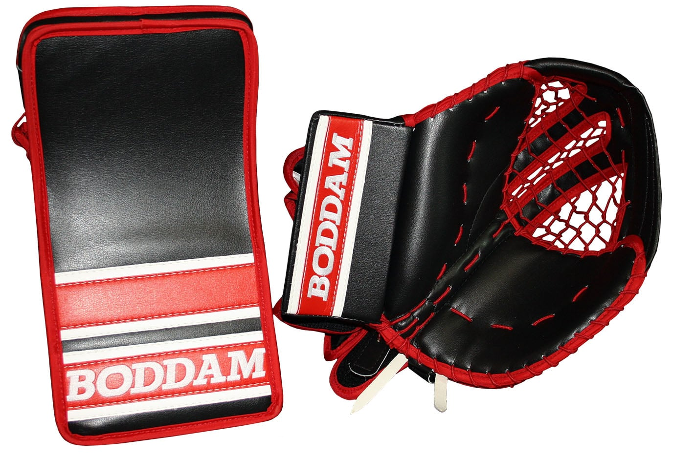 Boddam custom hockey glove and blocker