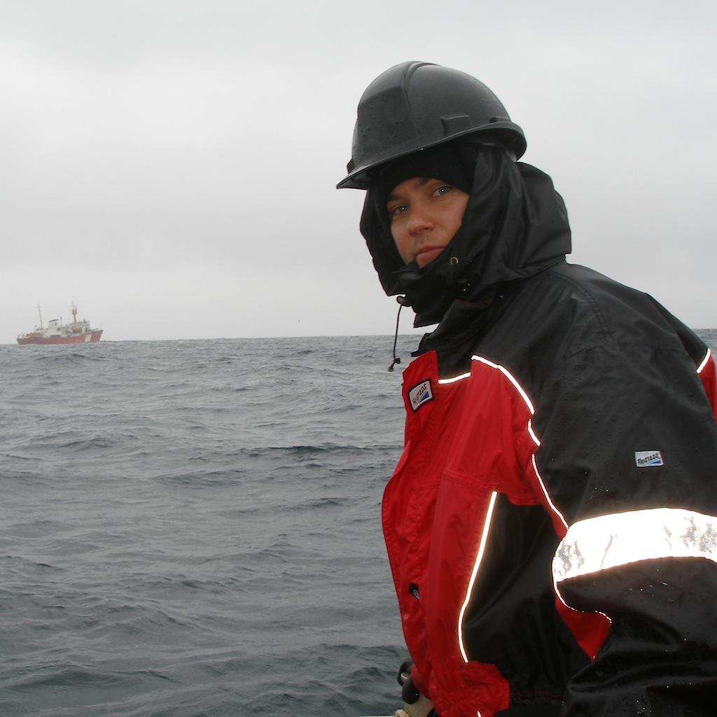 Adrian Callaghan, Postdoc
