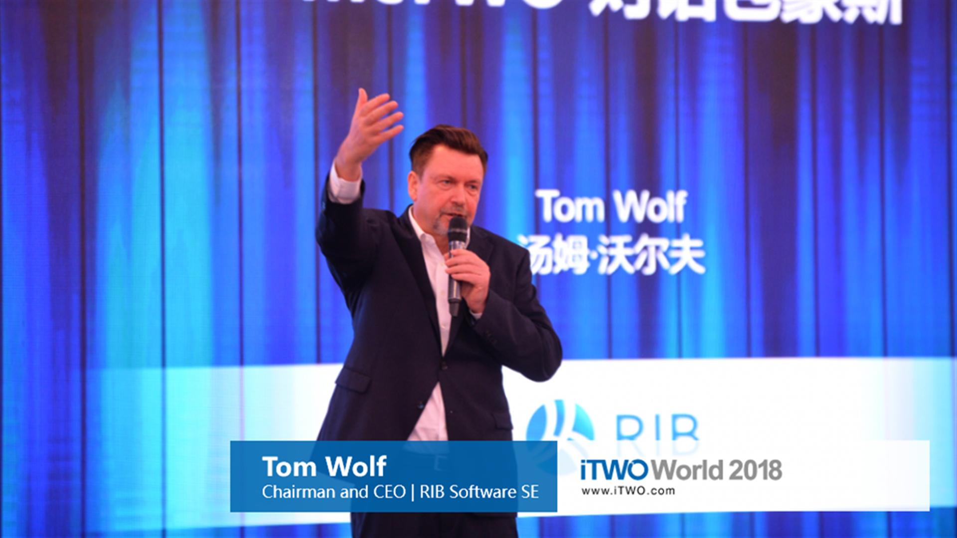 Tom Wolf
