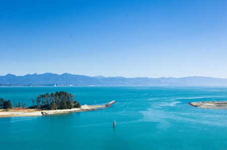 View From Abel Tasman Villa