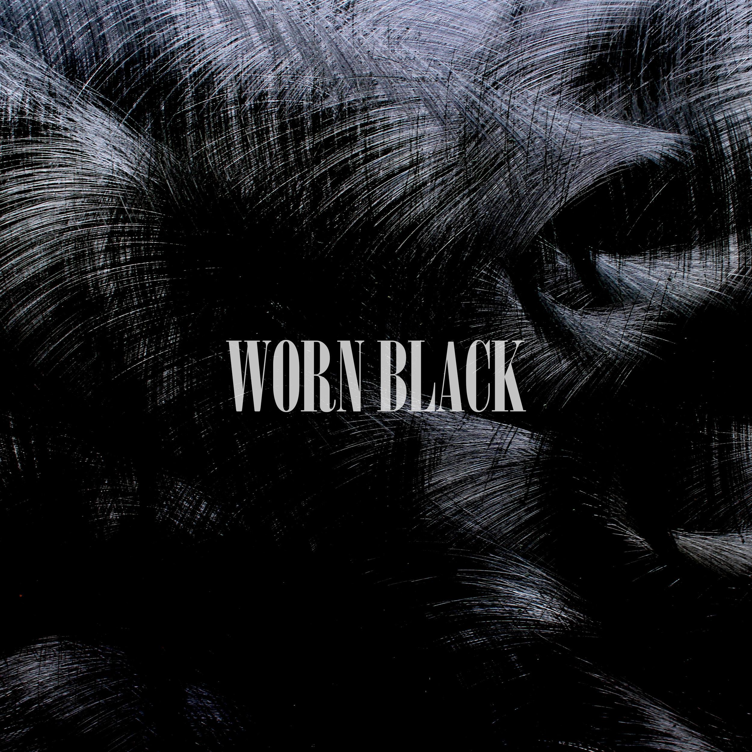"""Duckspeak  - """"Worn Black""""  2016"""