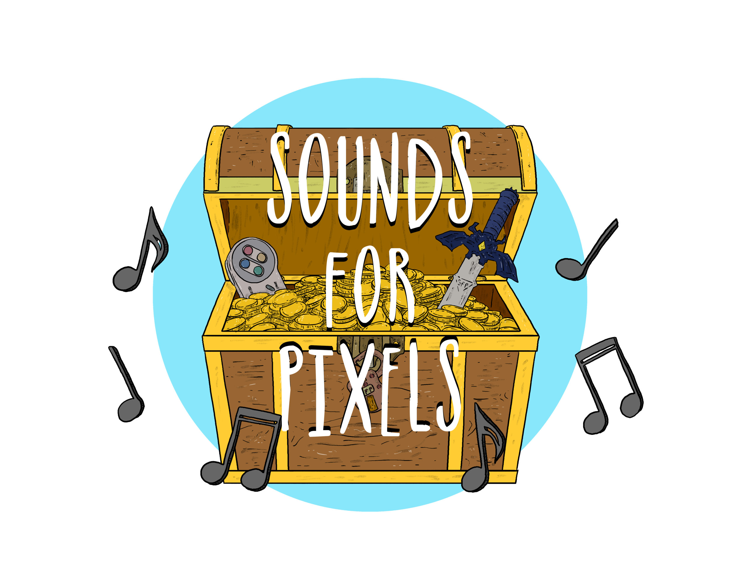 Sounds For Pixels   Composers for video game soundtracks.