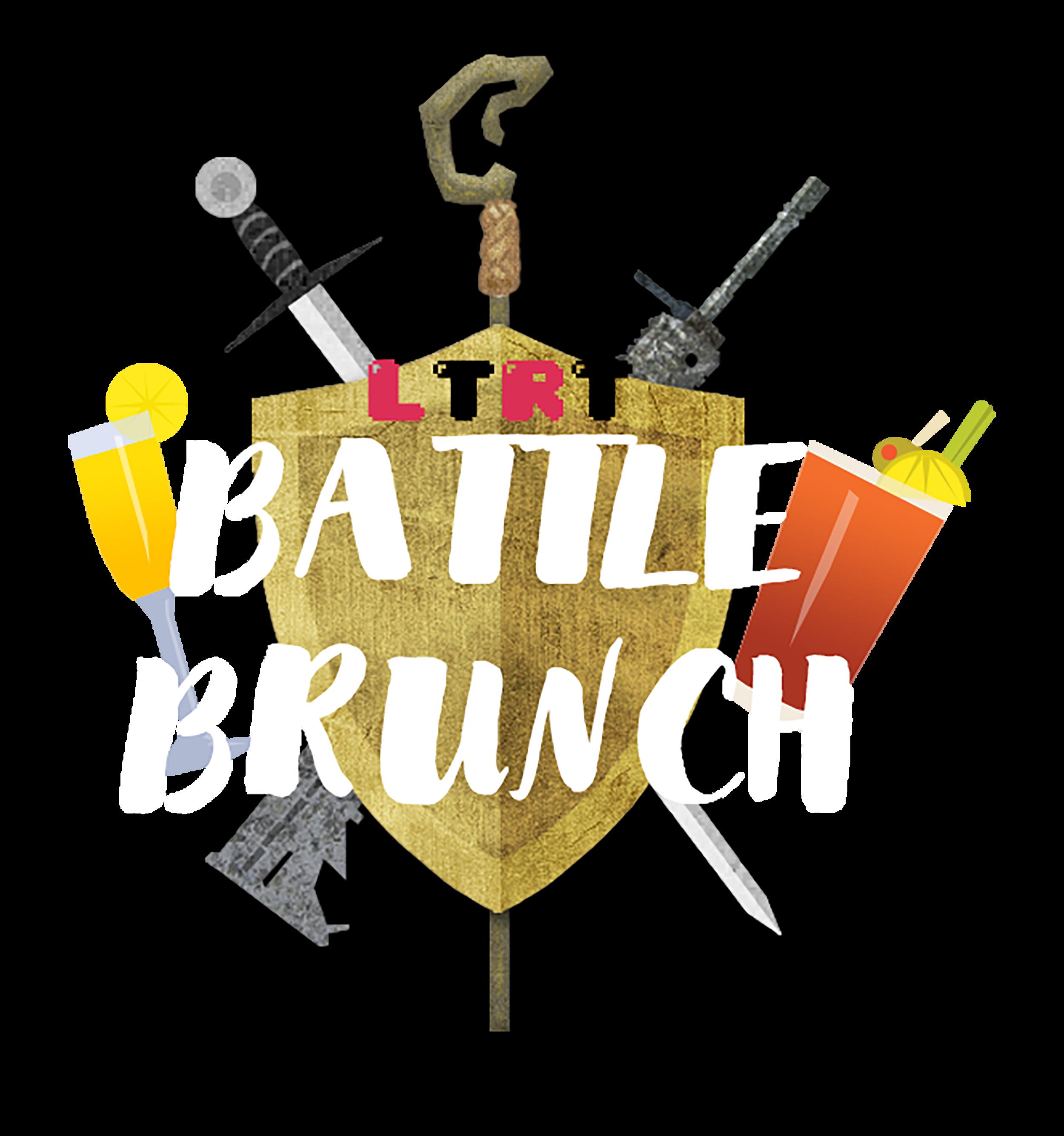 Battle Brunch   A Left Trigger Right Trigger video series.