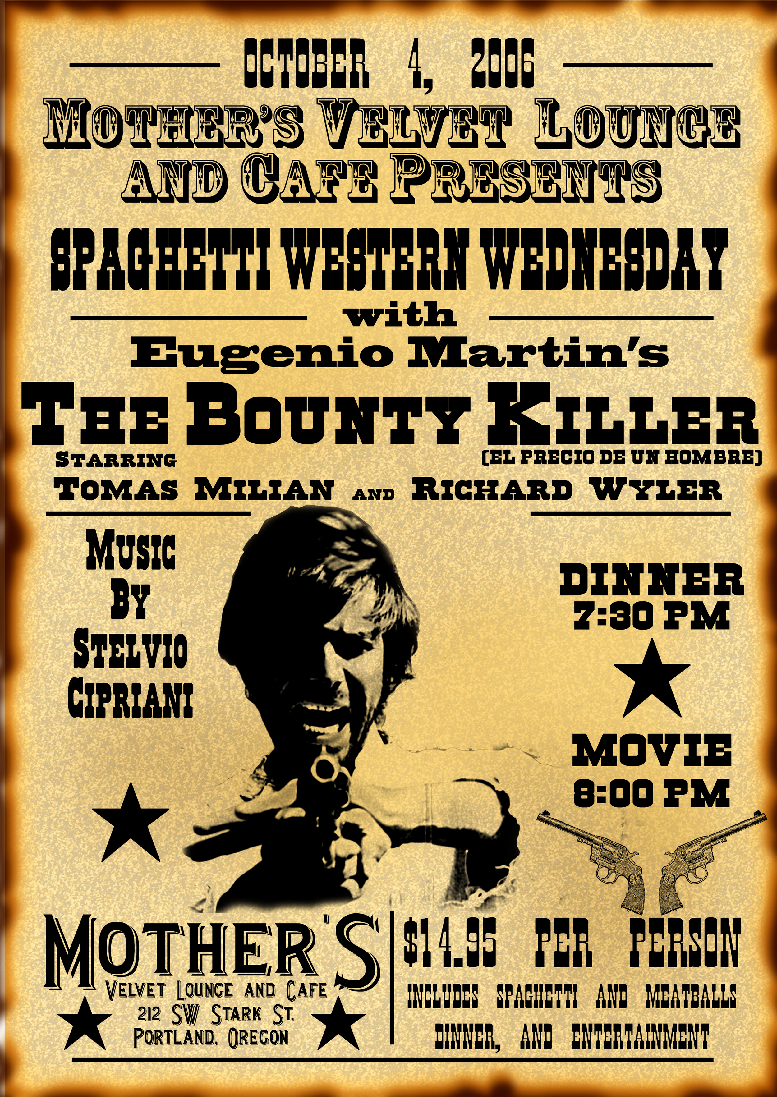The Bounty Killer (1967)