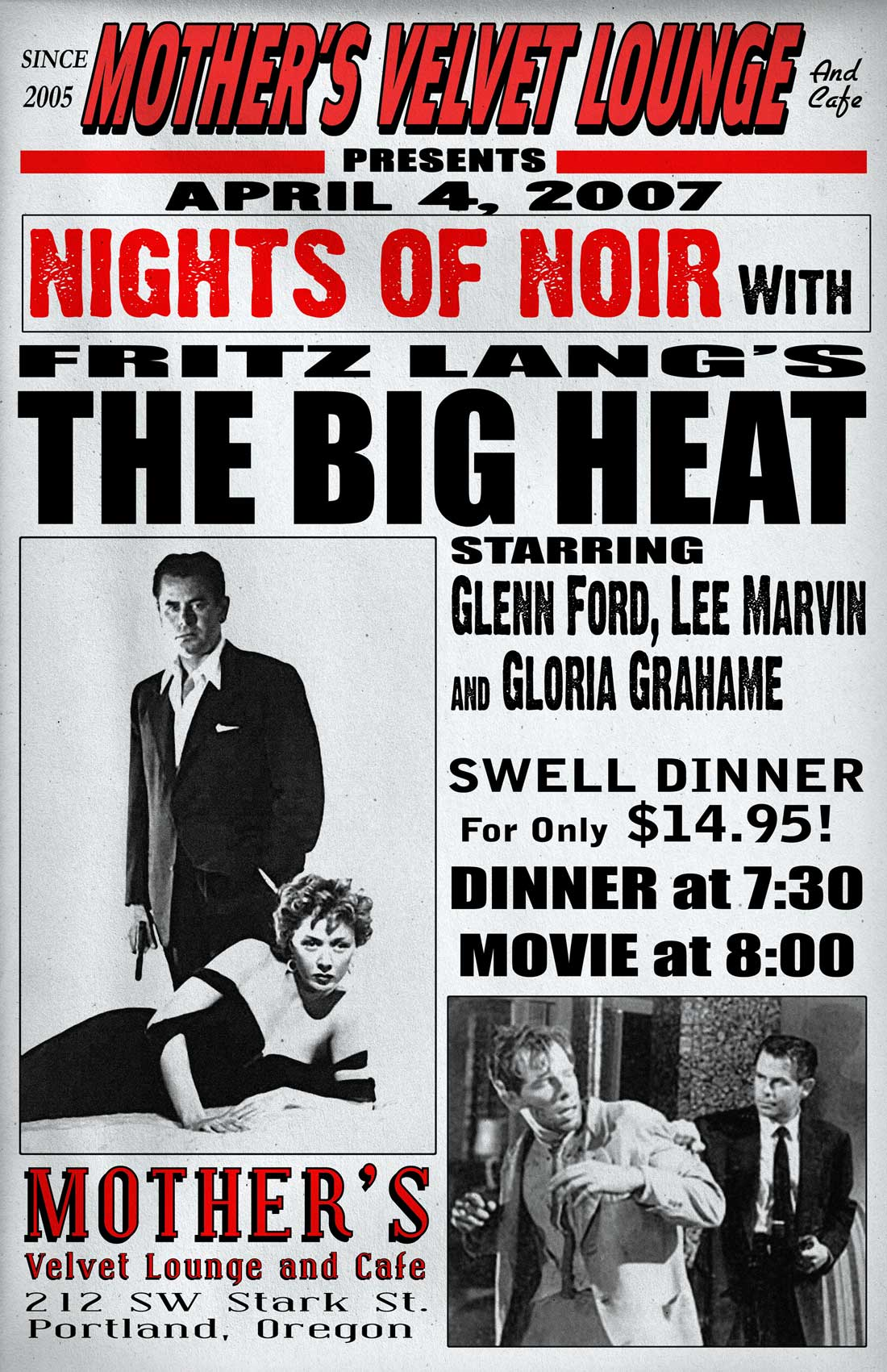 The Big Heat   (1953)  Fritz Lang