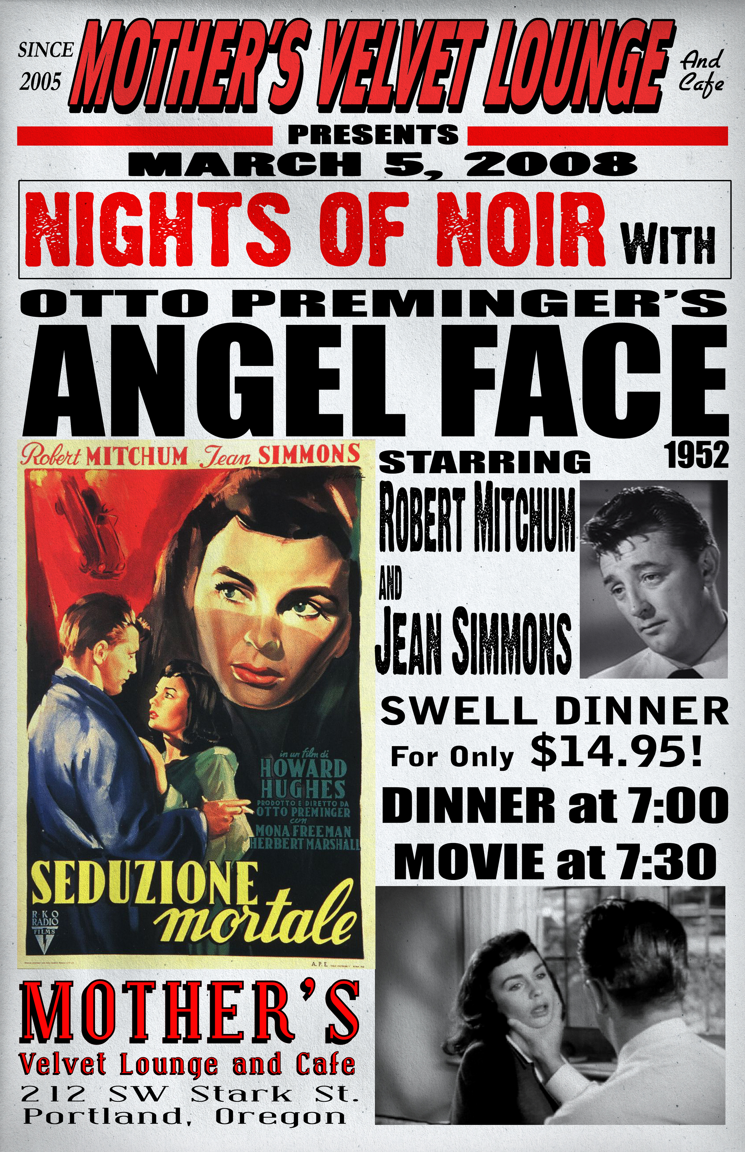 Angel Face   (1952)    Otto Preminger