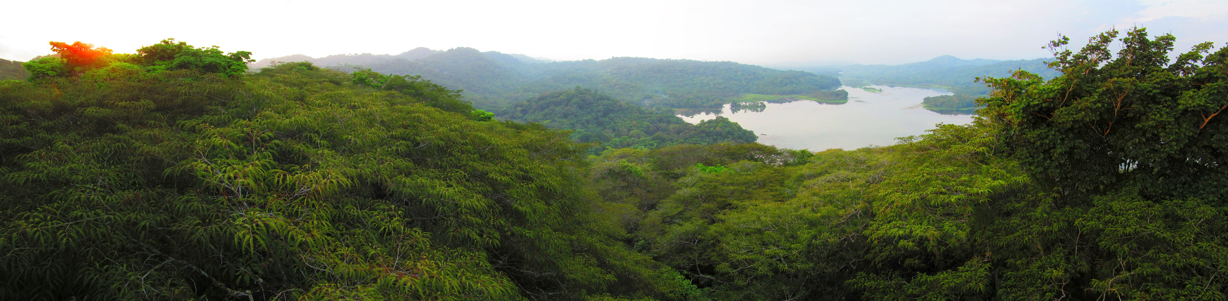 Soberania National Park and the Chagres River