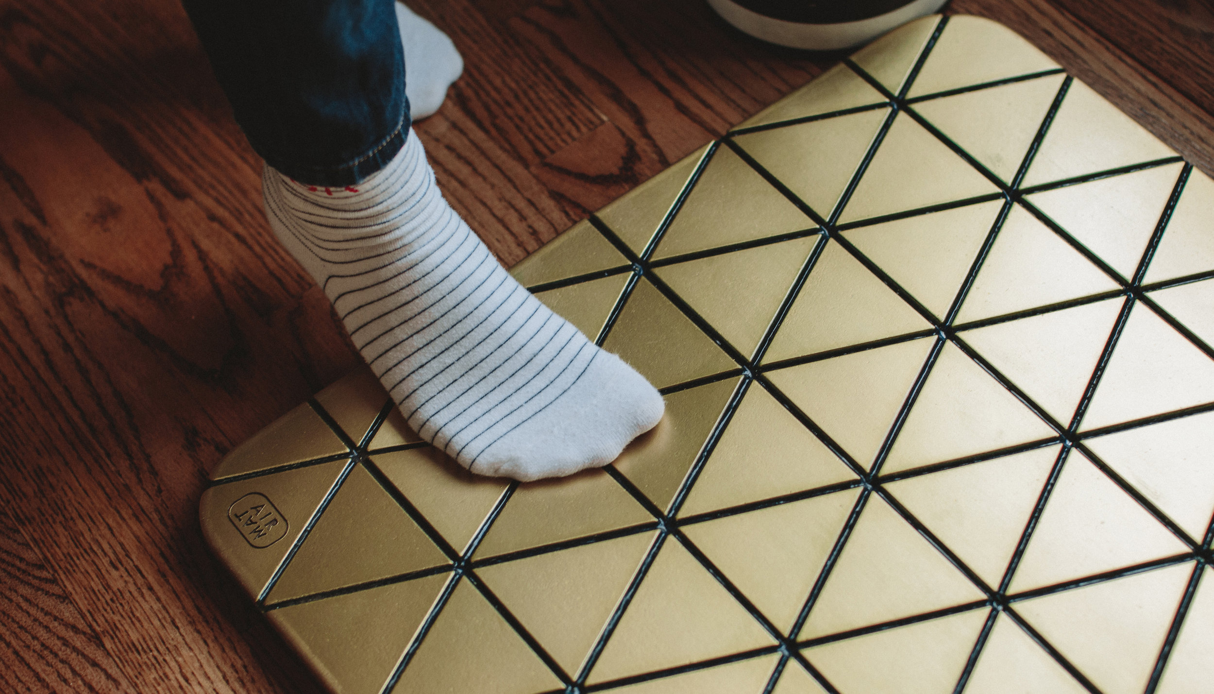 Airea Floor mat Gold Impression.jpg