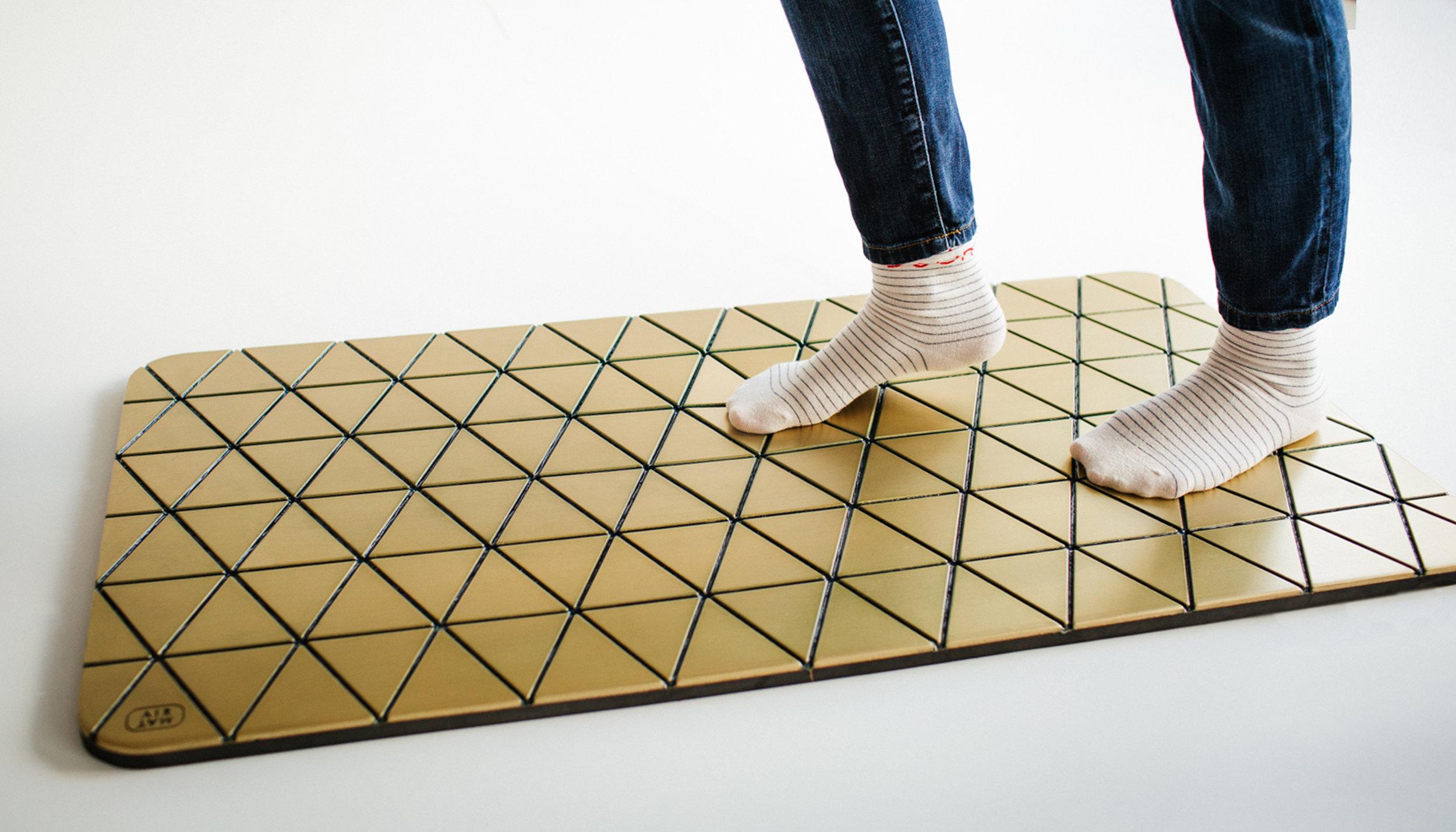 Airea Floor mat Gold Walk.jpg