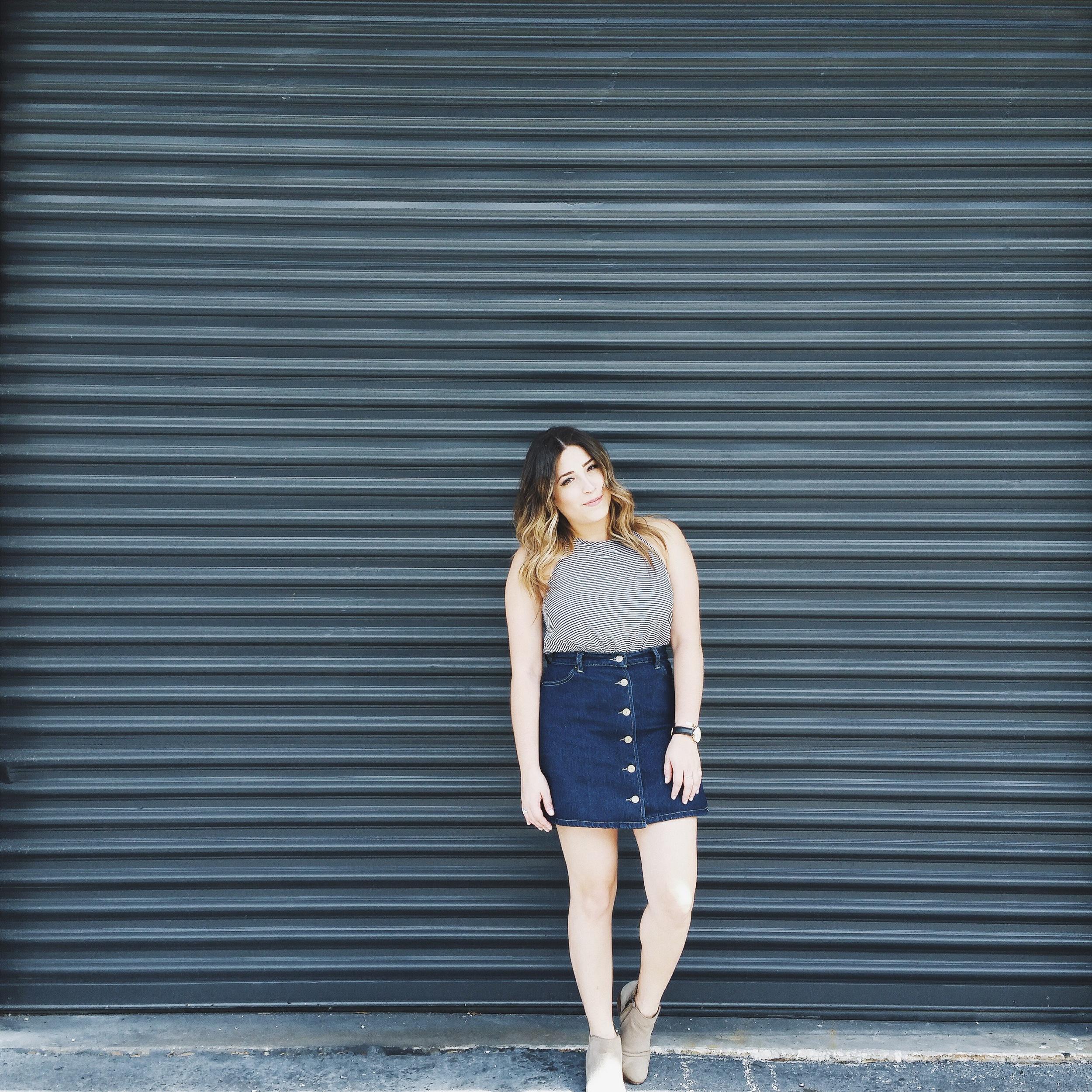 chicwish skirt-3 via @rosetoroses