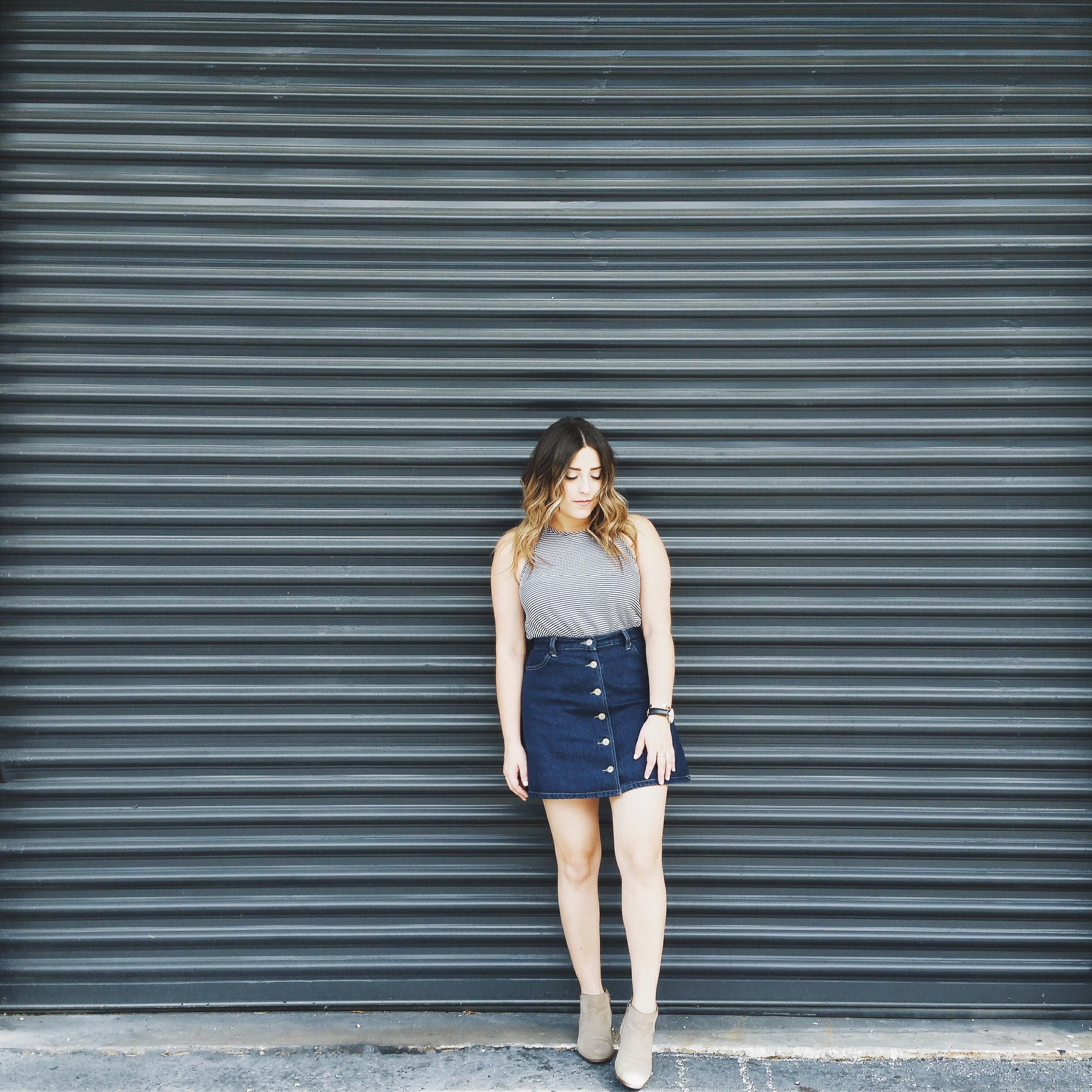 chicwish skirt-6 via @rosetoroses