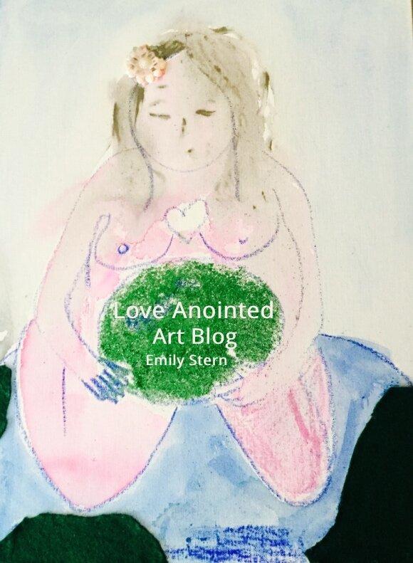 Love Anointed Art Blog