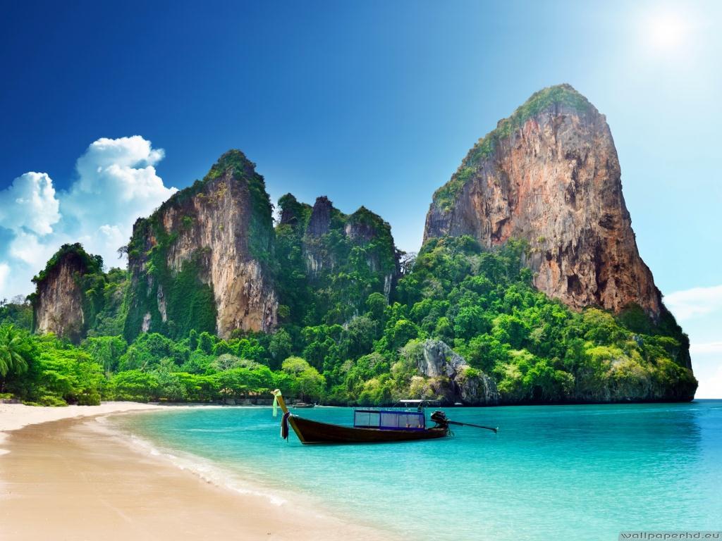Railay bay, Krabi Thailand