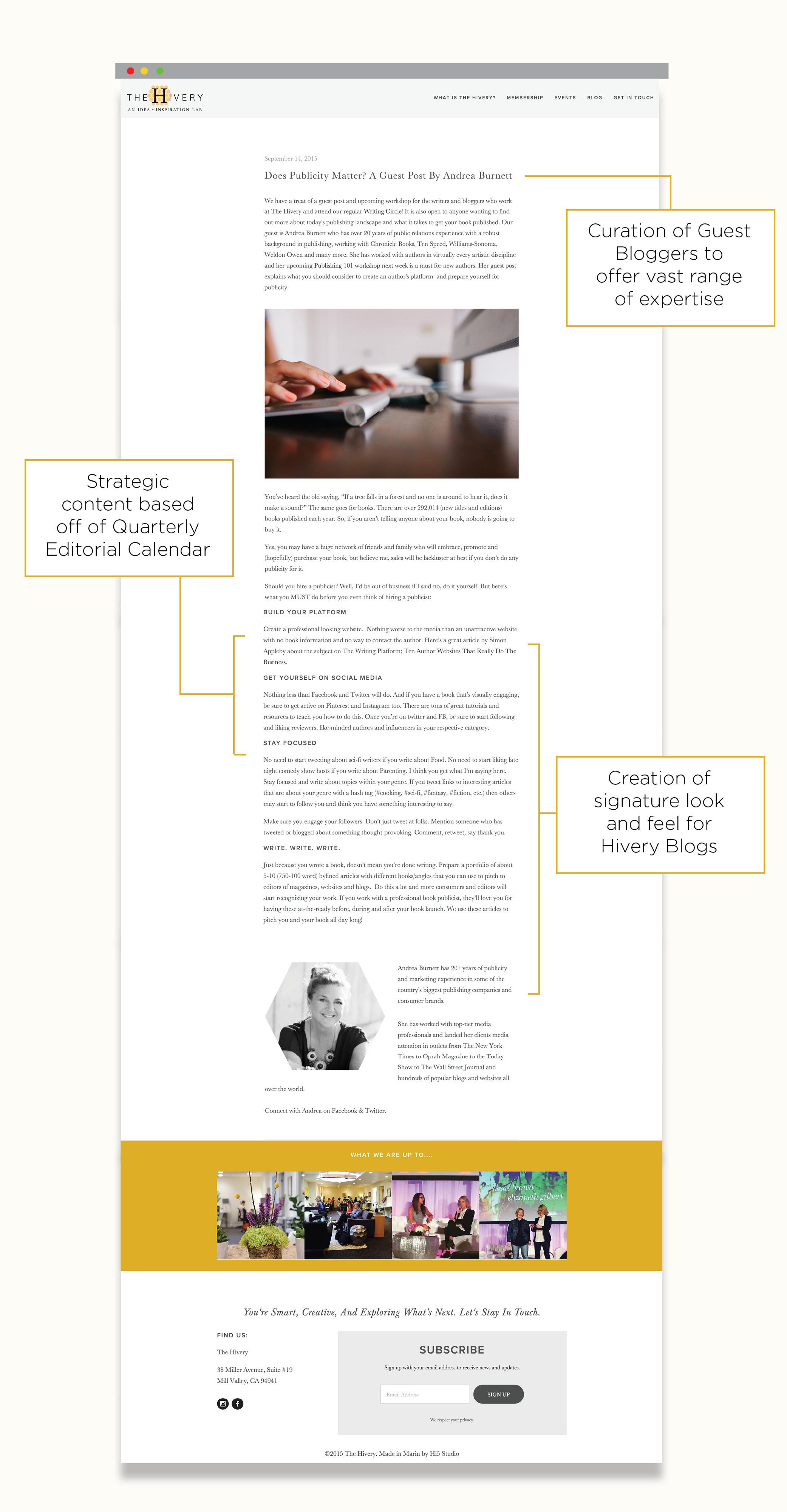 Primd Marketing - Case Study - The Hivery