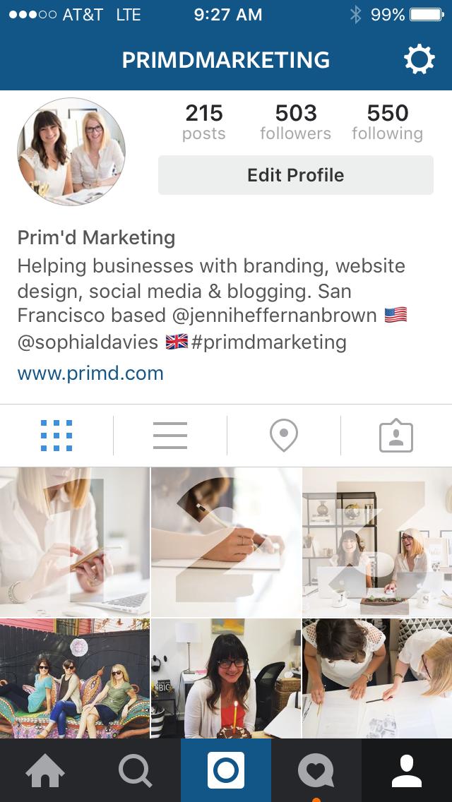 How To Market A New Website: Part 3 - Prim'd Marketing