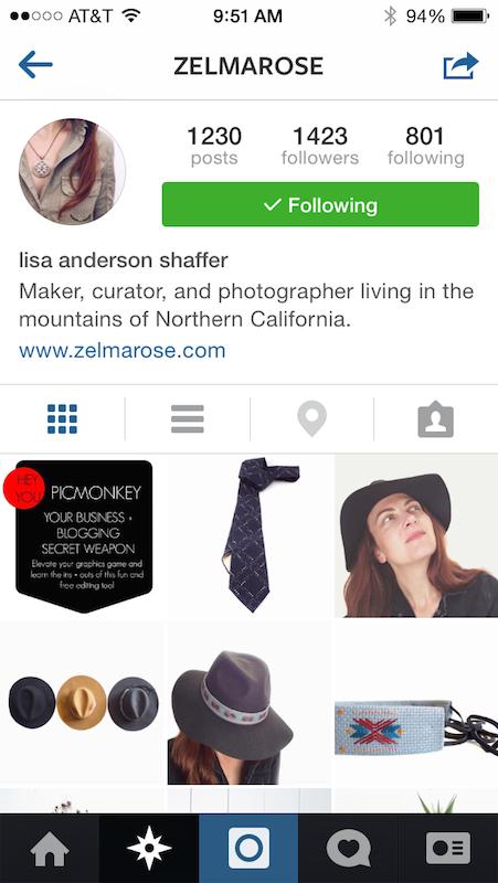 Small Businesses That Rock Instagram - Prim'd Marketing blog