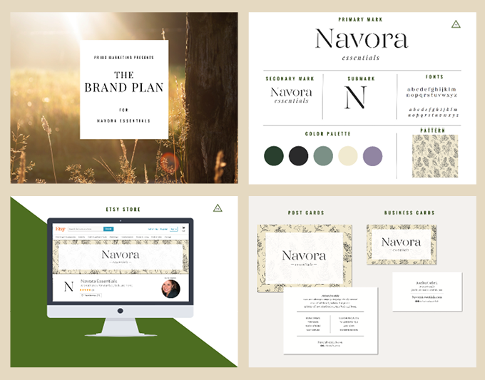 Primd Marketing - Case Study - Navora Essentials