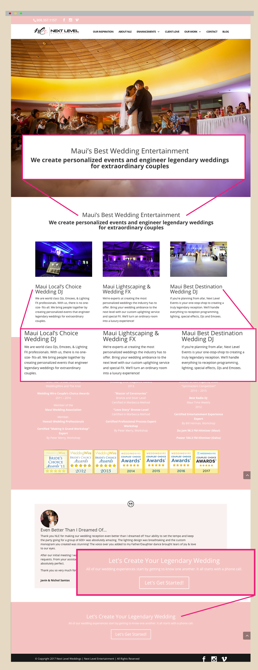 Primd Marketing - Case Study - Next Level Entertainment
