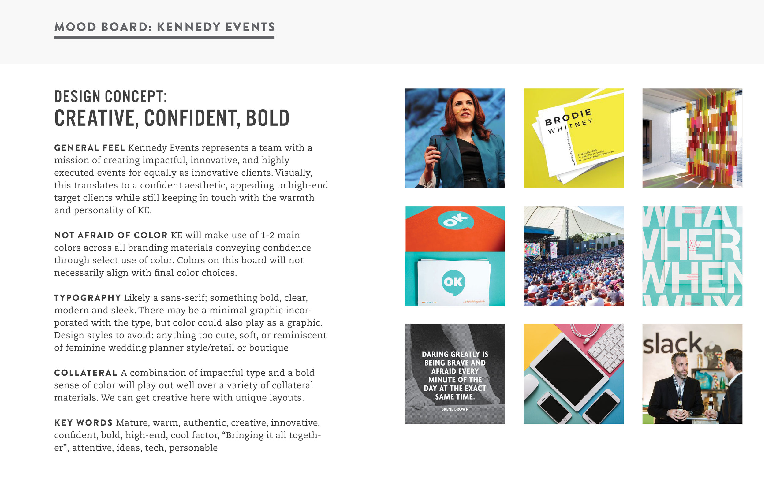 Primd Marketing - Case Study - Kennedy Events