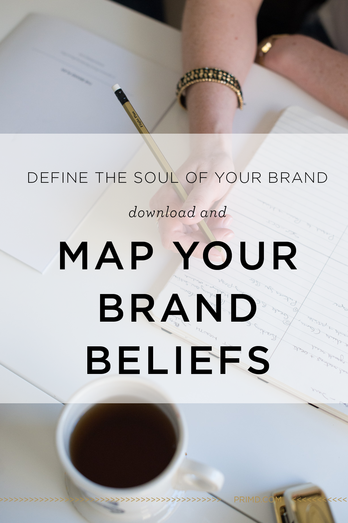 Primd Marketing - Brand Belief Concept Map Download